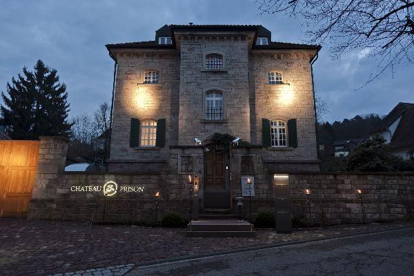 Chateau Prison Außenansicht
