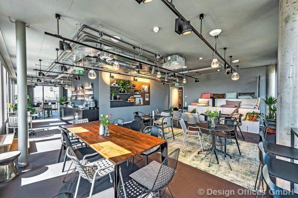 Design Offices Speiseraum