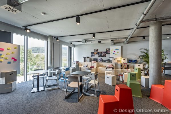 Design Offices Lounge