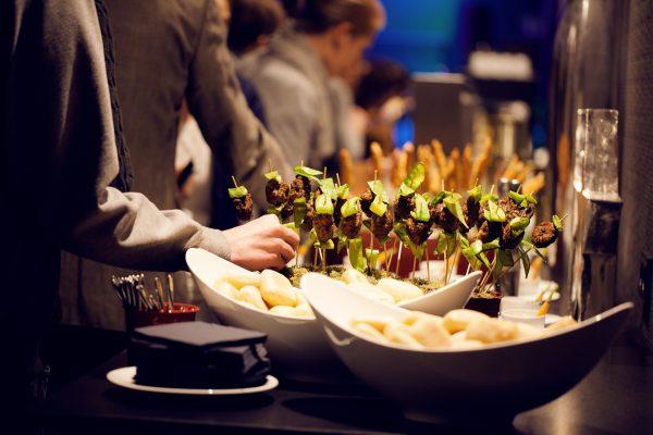 Abifeier oder Entlassfeier mit ES catering