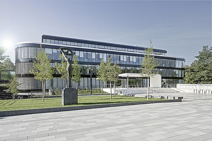 BGV Gebäude Karlsruhe