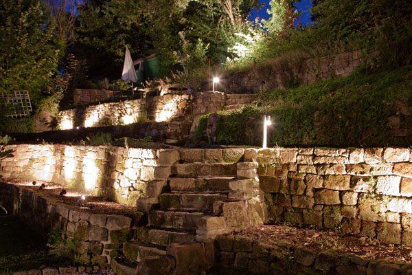 Chateau Prison Garten